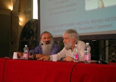 Francesco Campione, Guidalberto Bormolini