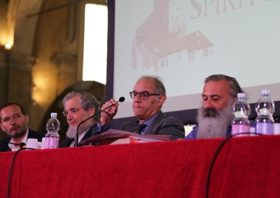 Guidalberto Bormolini, Izzedin Elzir, Joseph Levi, Alessandro Bedini