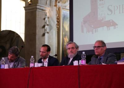 Marco Guidi, Izzedin Elzir, Joseph Levi, Alessandro Bedini