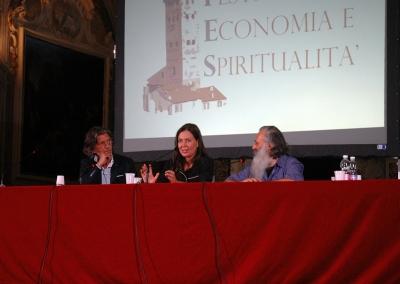 Sabina Guzzanti, Guidalberto Bormolini,Francesco Poggi
