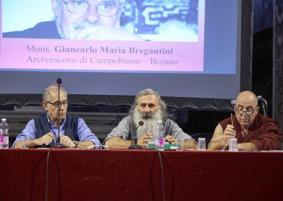 Alessandro Bedini, Guidalberto Bormolini, Raffaello Losan Gompo