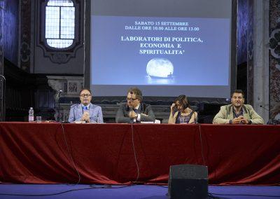 Roberto Mancini, Marco Guidi, Silvia Pettiti, Renato Briganti
