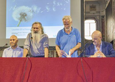 Claudio Kofler, Guidalberto Bormolini, Maurizio Pallante, Piero Ceccatelli